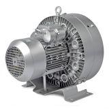 Ventilador de ar da canaleta do lado do ventilador do anel compressor de ar de 3 fases