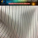 Tessuto tinto della banda del filato di poliestere per il rivestimento del vestito (S157.158)