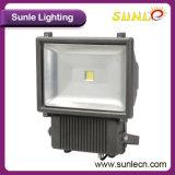 Receptáculo negro/gris de 50W 100lm/W proyector LED de la COB (SLFF25).