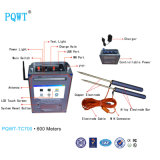 Pqwt-Tc700 China Fabricante Excelente qualidade Detector de água preciso 600m