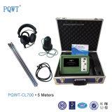 Machine de test à ultrasons Détecteur de fuite de tuyau souterrain Pqwt-Cl700 5m