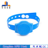 Wristband Eco-Friendly do PVC RFID para bibliotecas refrigerando