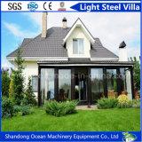 100%년 환경 친절한 원료로 만드는 아름다운 디자인 호주 표준 Prefabricated 가벼운 강철 별장