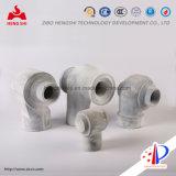 Buse de carbure de silicium en nitrure de silicium utilisée pour la désulfuration et la dénaturation dans l'industrie de la protection de l'environnement