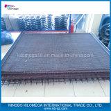 Maglia dello schermo del frantoio per il vaglio oscillante/l'estrazione mineraria ed il setaccio a maglie di /Wire della maglia del setaccio della cava