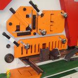 Hydraulischer Hüttenarbeiter, Ausschnitt-Maschine, Ironwork-Maschine, lochende Maschine, Universalitäts-lochende scherende Maschine