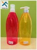 [300مل] [500مل] [800مل] جيّدة تصميم مربّع يشكّل زجاجة بلاستيكيّة