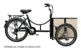 Красивейшее Bakfiets велосипед Bikes груза вылазки груза
