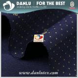 De Stof van de Huid van de Perzik van de Polyester van 100% met Afgedrukt voor Overhemd