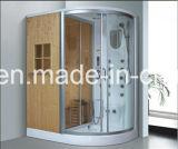 シャワー(AT-D8852)との1700mmの蒸気によって結合されるサウナ