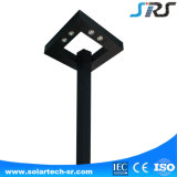 High Luminous Modern Stylish High Power Solar LED Garden Light Extérieur et composants