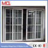 Doppio alluminio di vetro insonorizzato che fa scorrere i portelli del balcone