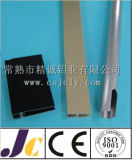 Anodisierendes Aluminiumstrangpresßling-Profil, versilbern Oxidations-Aluminium (JC-P-84033)