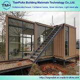 現代プレハブモジュラー低価格の容器の家