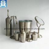 Brons van het metaal plateerde de Ceramische Toebehoren van de Badkamers, de Toebehoren van de Badkamers