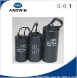 Cbb Serienkondensator-Zylinder-Typ Wechselstrom Motorstart- u. Läufer-Kondensator-/Luft-bedingtes Ventilatormotor-Kondensator-/Luft-Zustands-Teil