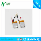 3.7V 55mAh 401120 Batterij van Lipo van het Polymeer van Li van het Lithium de Li-Ionen Navulbare voor de Hoofdtelefoon van de Hoofdtelefoon Bluetooth