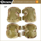 Outdoor Camouflage Sport Knee Elbow Protective Pads Hunting Airsoft Hot