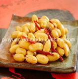 Здоровая и очень вкусный еда арахиса для сбывания