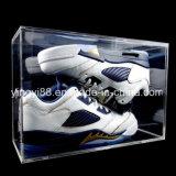 Yyb Clear Acrylic Shoe Box com Slide para fora da gaveta