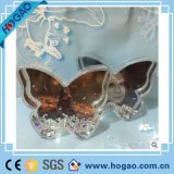 Многофункциональная Сделано в Китае форму цветка пластиковые свадьбы оформление пластиковой снег земного шара фото