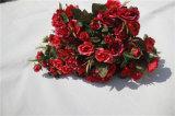 Fleurs roses à bas prix pour décoration maison