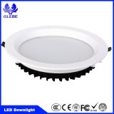 Diodo emissor de luz cortado Recessed Downlight do diâmetro 95mm 15W IP65 de 80mm-85mm