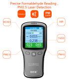 エア・クオリティのメートルのホルムアルデヒドのHcho携帯用Pm2.5/Pm10の探知器