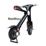 roue de 500W 48V deux pliant le scooter électrique
