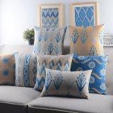 Un sofà decorativo dei 18 di pollice cuscini della pianura quadrata del poliestere