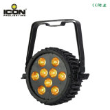 LED impermeable 12*15W 6en1 par la luz de la luz Popular Iconlight