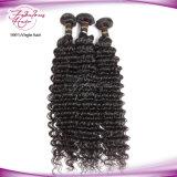 8A新しい到着のイタリアの巻き毛のペルーのバージンの毛
