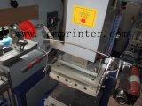 ペーパー、木、プラスチックのためのTgm-100 Chespの空気の円形の表面熱い切手自動販売機
