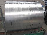 O baixo estreito do material de carbono galvanizou a bobina de aço