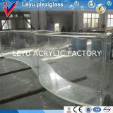 Plexiglasssheet modificado para requisitos particulares para el tanque de las medusas