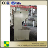 Prensa hidráulica el C del CNC de la estructura Single-Column del Solo-Brazo