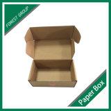 Brown-Farben-gewölbter Kasten mit Inner-Firmenzeichen-Drucken