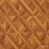 Documento di legno della pavimentazione del laminato del grano