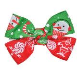 크리스마스 휴일 머리핀 머리 활 머리 부속품