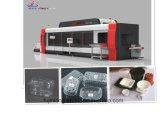Máquina automática de Thermoforming das estações de Fsct-770/570-a 3
