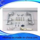 hardware di vetro lungo del portello del acciaio al carbonio di 280cm