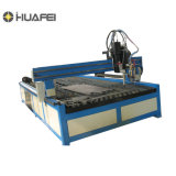 Jinan Huafei CNC Metal debaixo da máquina de corte de plasma