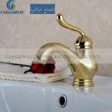 Robinet d'or de bassin de double traitement