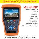 """4.3 """" IP, Ahd, Tvi, Cvi tester tutto compreso del CCTV delle macchine fotografiche (IPCT4300HAD)"""