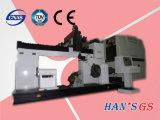 De Machine van de Bekleding van de Laser van de Vezel van het Metaal van de as met CNC het Systeem van de Controle