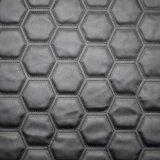 Stickereisynthetisches ledernes Faux PU-Beutel-Sofa-Leder für Dekoration