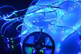 Alte strisce flessibili di luminosità 60LEDs 9.6W/M LED del LED RGB Nessun-Impermeabili