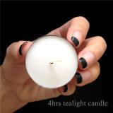 14G Pressedtea Branca luz de velas para decoração de árvore de Natal