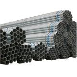 Tubo galvanizzato pre galvanizzato laminato a caldo del tubo d'acciaio del tubo di Gi