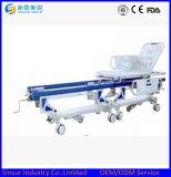 ISO/Ce에 의하여 승인되는 병원 조정가능한 수술장 수송 연결 들것